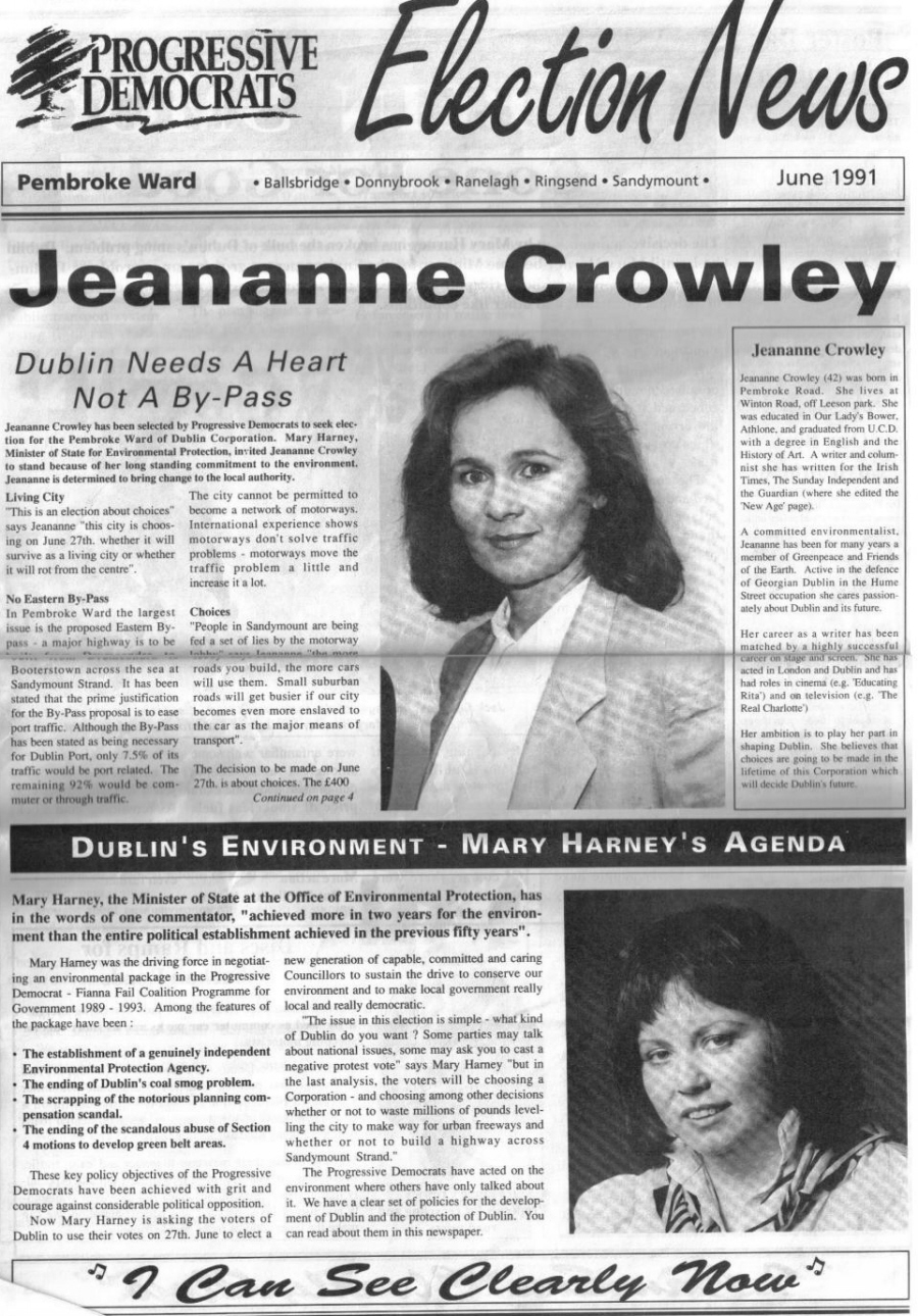 Jeananne Crowley