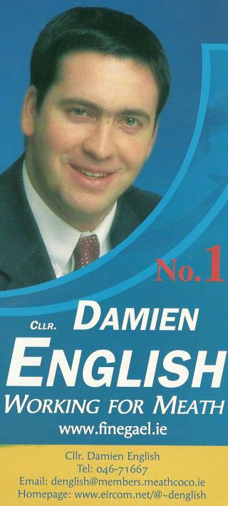Damien English