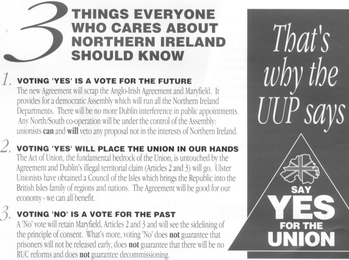 3 reasons to say yes to the Constitution?