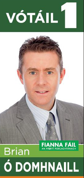 Brian Ó Domhnaill Donegal