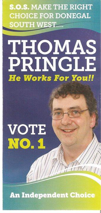 Thomas Pringle Donegal