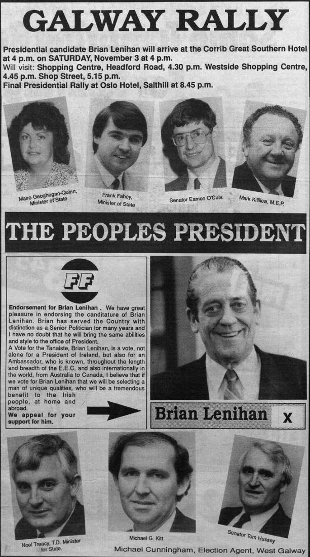Brian Lenihan