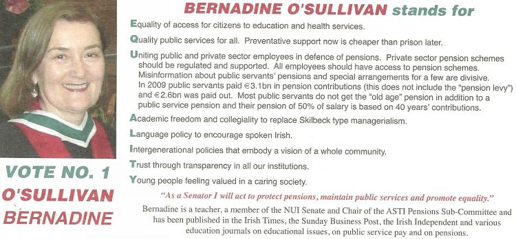 Bernadine O'Sullivan