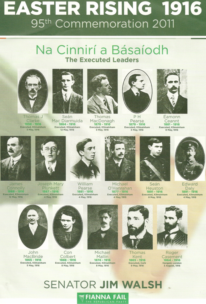 easter rising 1916 The planning of the easter rising of 1916 - actually involved a series of conspiracies, and ended in a false start.