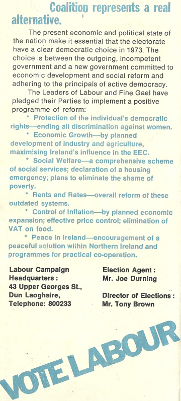 1973 Irish general election