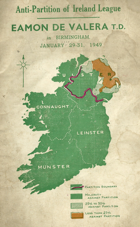 the divided people of ireland essay