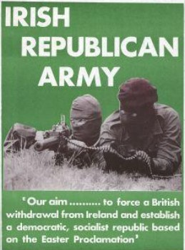 """""""Loose Talk Costs Lives"""" and other Republican / IRA ..."""