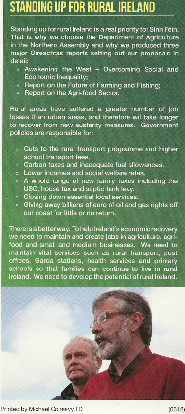 the rural development within northern ireland and the potential growth of rural tourism 'rural mental health, stigma, services and supports within under the rural development programme for northern ireland was to examine the issues of rural.