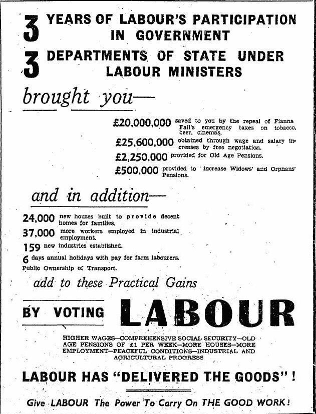 1951 Irish general election