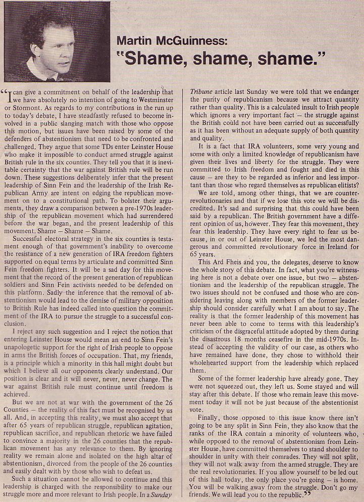 McGuinness 1986