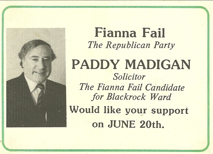 1985 Irish local elections