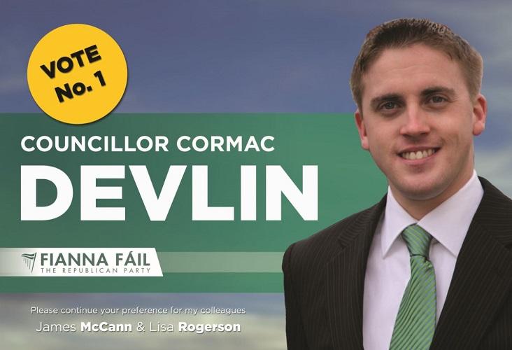 C.Devlin A5 - Front