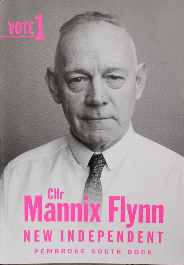 Mannix Flynn on Donkey Votes