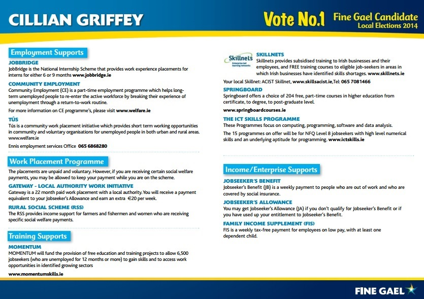 Jobs leaflet Cillian Griffey page 2 jpeg