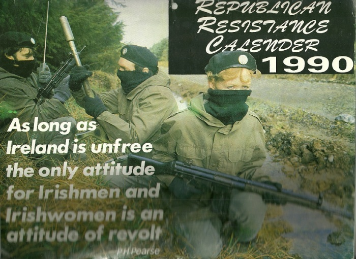 The Republican Resistance Calendar 1990"