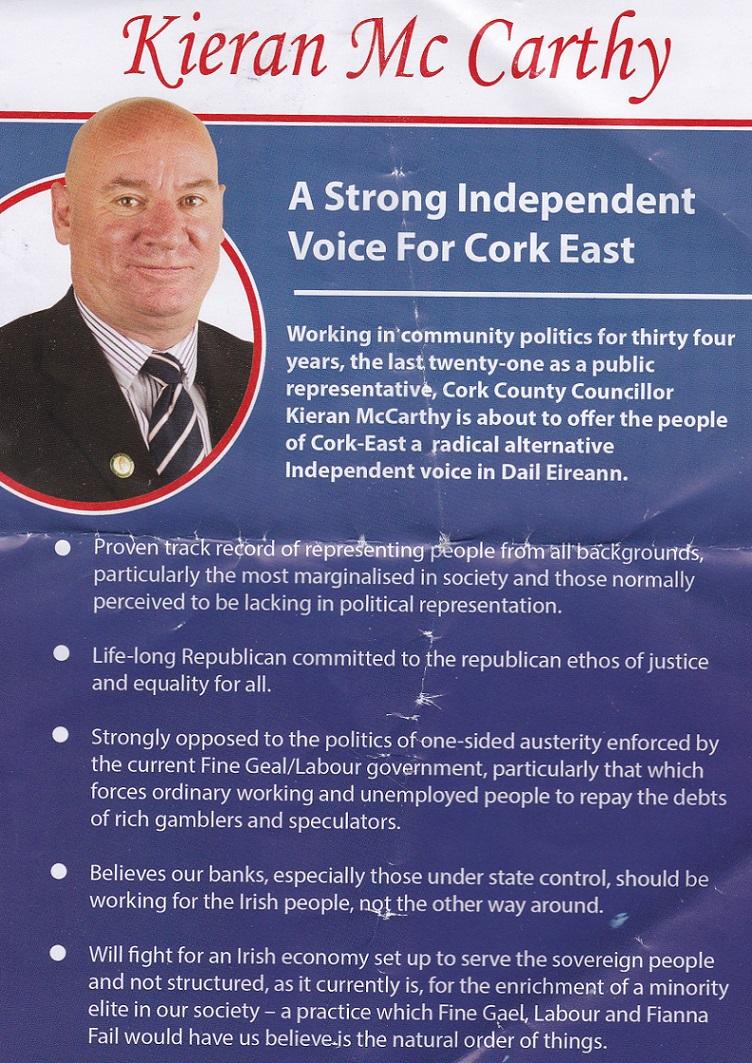 Kieran McCarthy Cobh 1