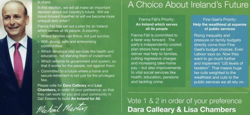 Dara Callary-Fianna Fail-Mayo_back