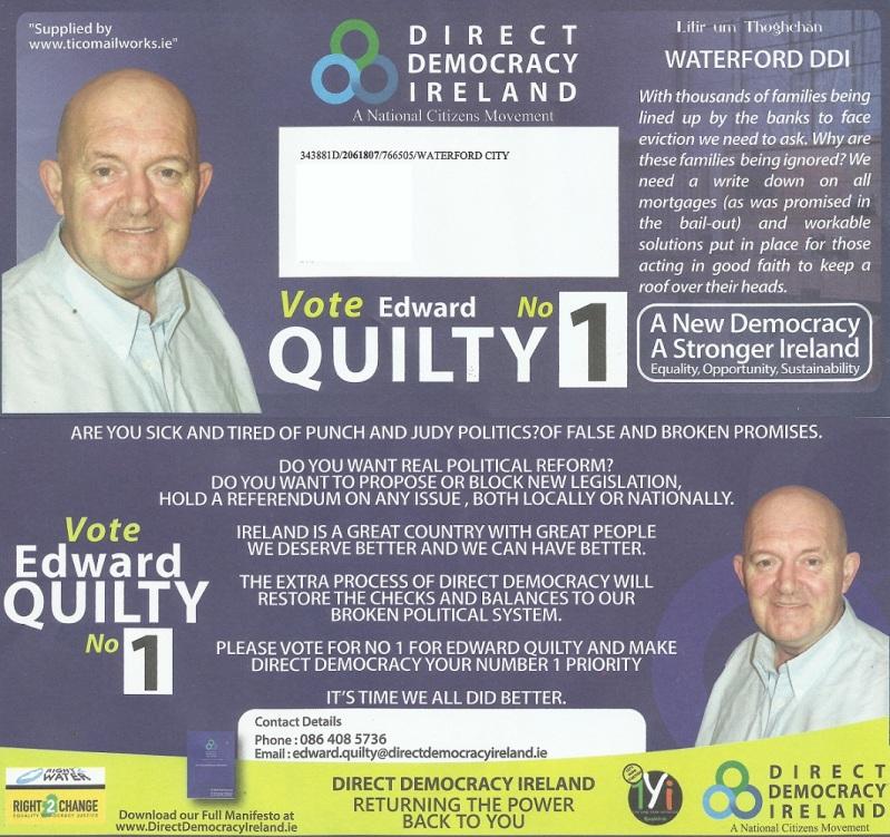 Edward quilty ddi