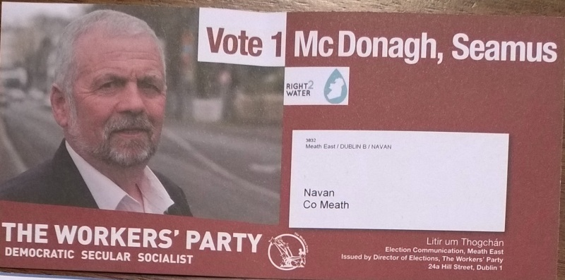 McDonagh - Front