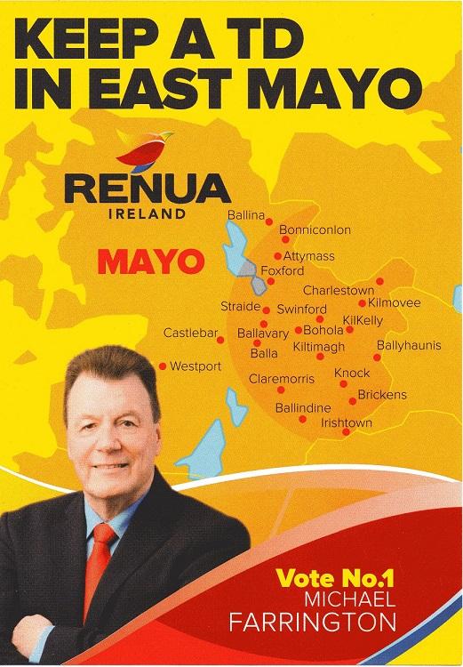 Michael Farrington-Renua-Mayo_front