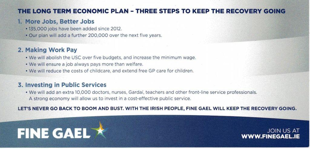 Michelle Mulherin-Fine Gael_Mayo-Back